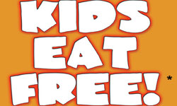 Money Saving Monday: Kids Eat Free!