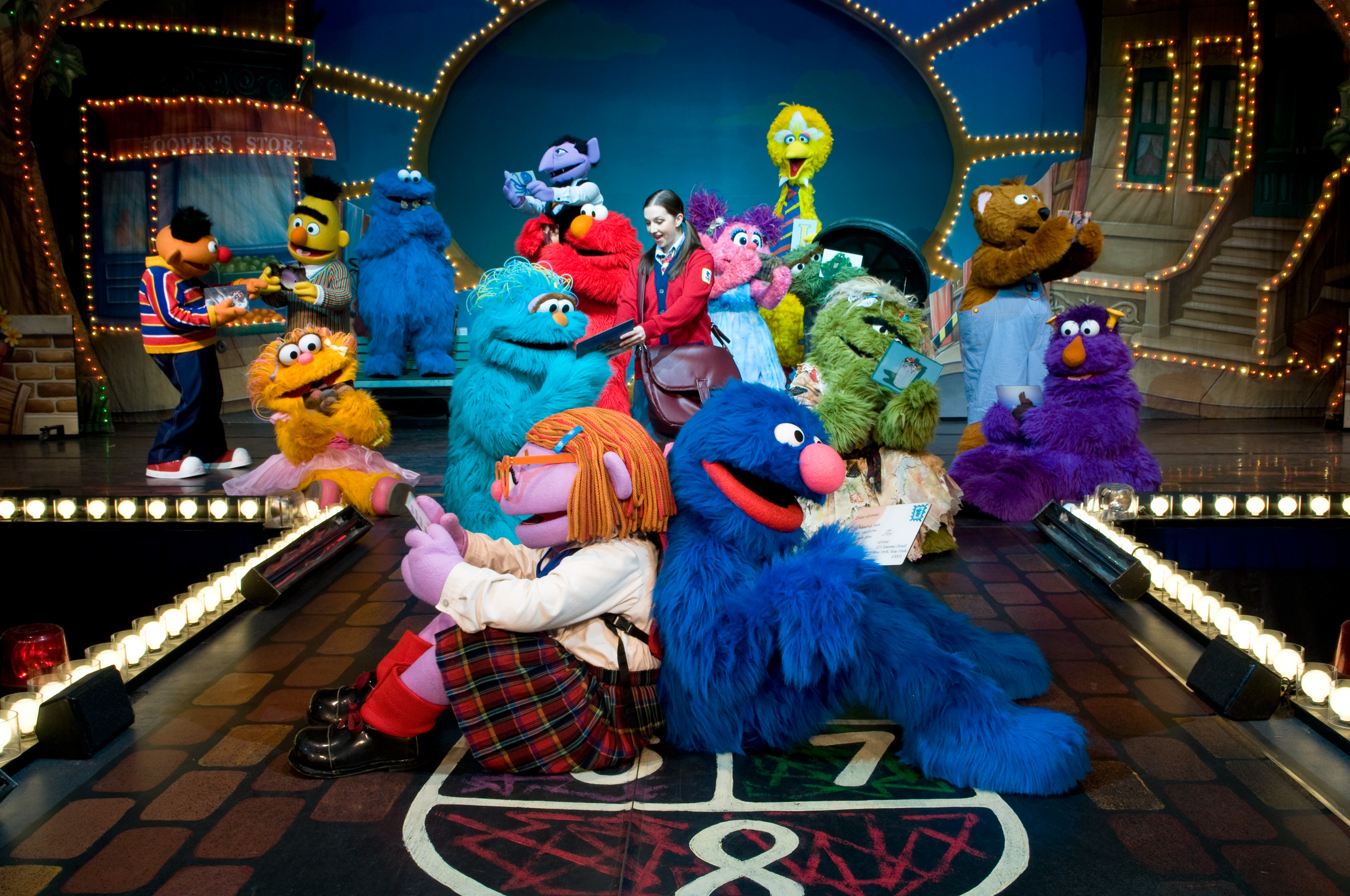 Sesame Street Live Family 4 Pack Tickets Giveaway ...