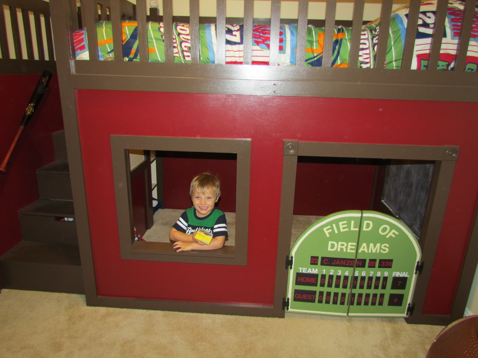 Picture of: Cody S Big Boy Bed Motherhood Support