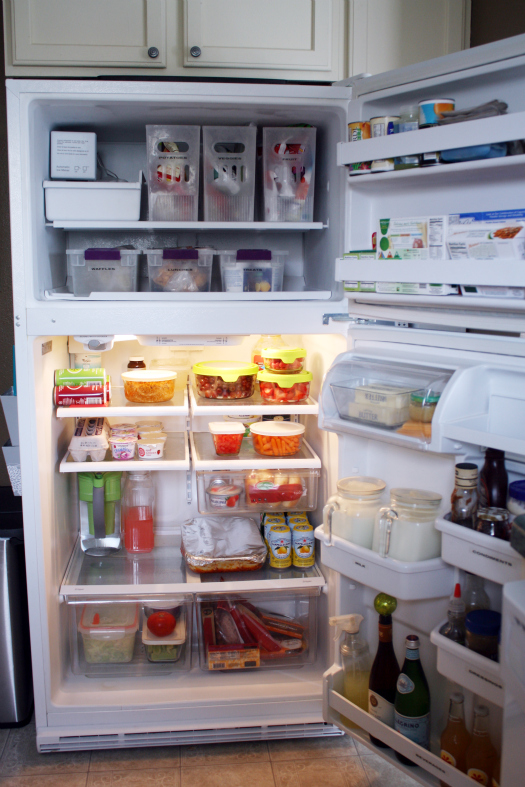 Organizing tips and tricks for the fridge motherhood support The most organized home