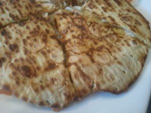 Lunchmeat Quesadillas