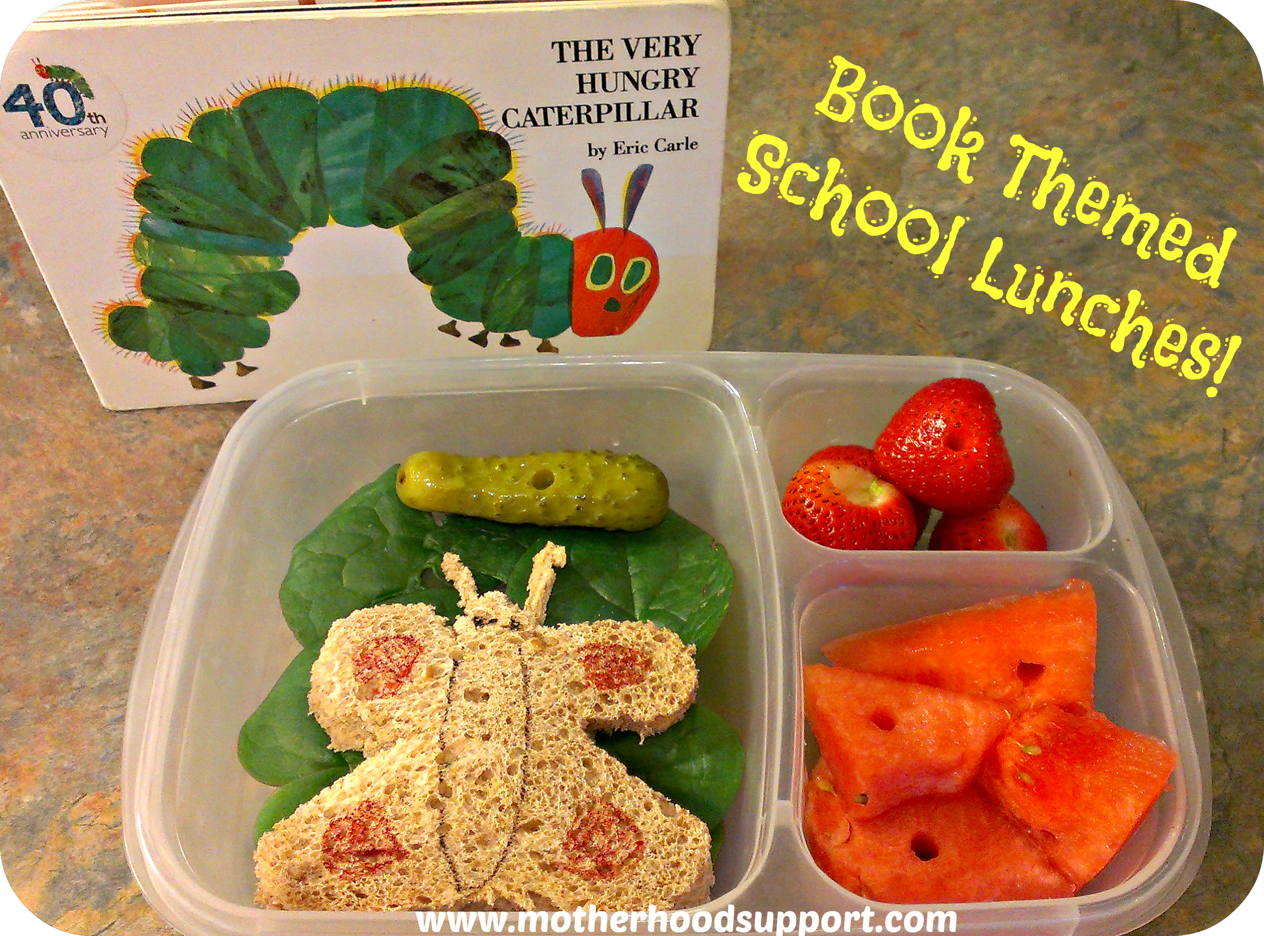 Healthy Fun School Lunch Ideas With Kroger Motherhood Support