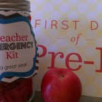 Voila, you have an adorable back to school teacher gift