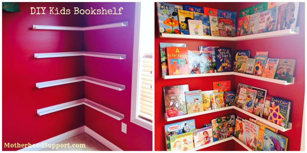kids playroom design ideas storage tips motherhood support rh motherhoodsupport com Bookshelves with Books Library Bookshelves