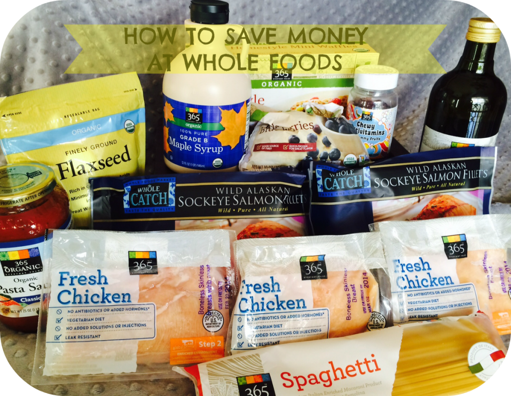 Be sure to check out my first post in the series saving money at