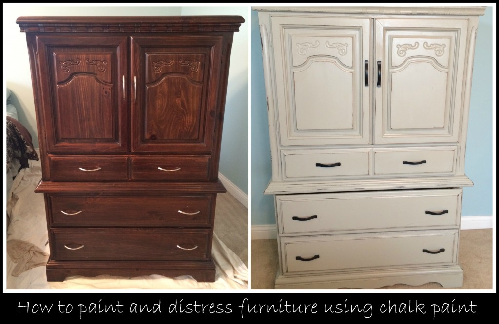 High Quality Before And After Chalk Paint