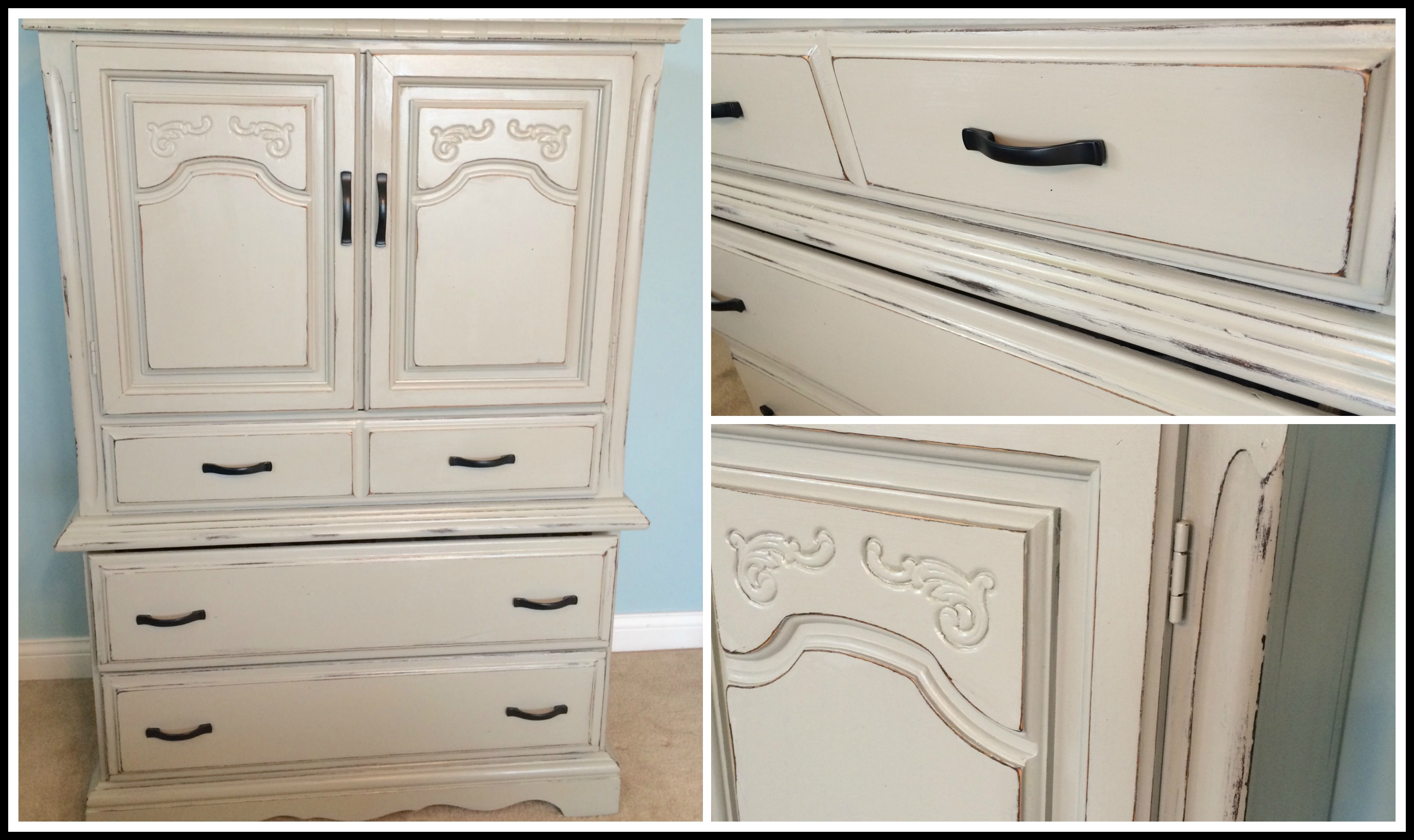 How to Paint Furniture using Chalk Paint Motherhood Support