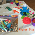Playdough made easy