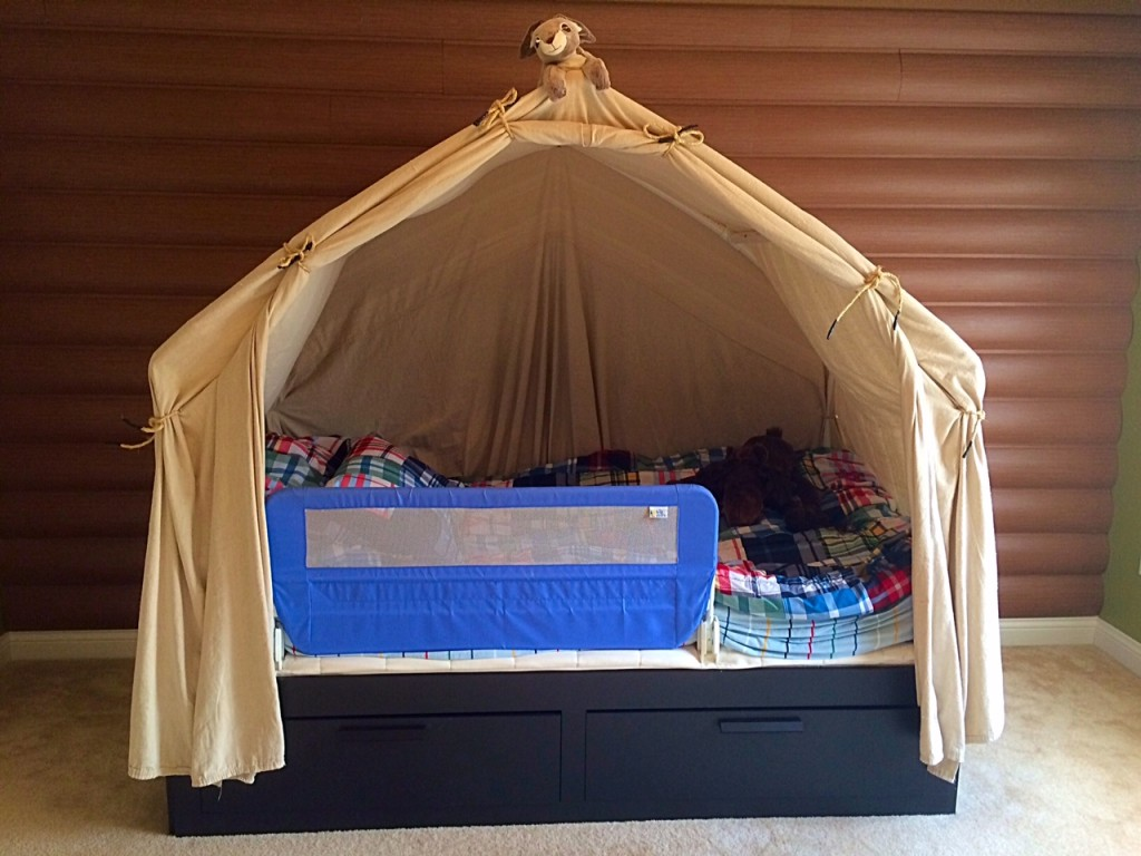 Camping Themed Bedroom Motherhood Support