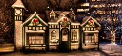 Victorian Holiday Village
