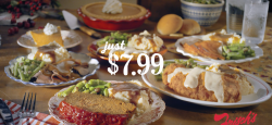 Frisch's New Dinner Value Meals