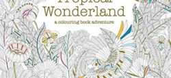 Tropical Wonderland Coloring Books
