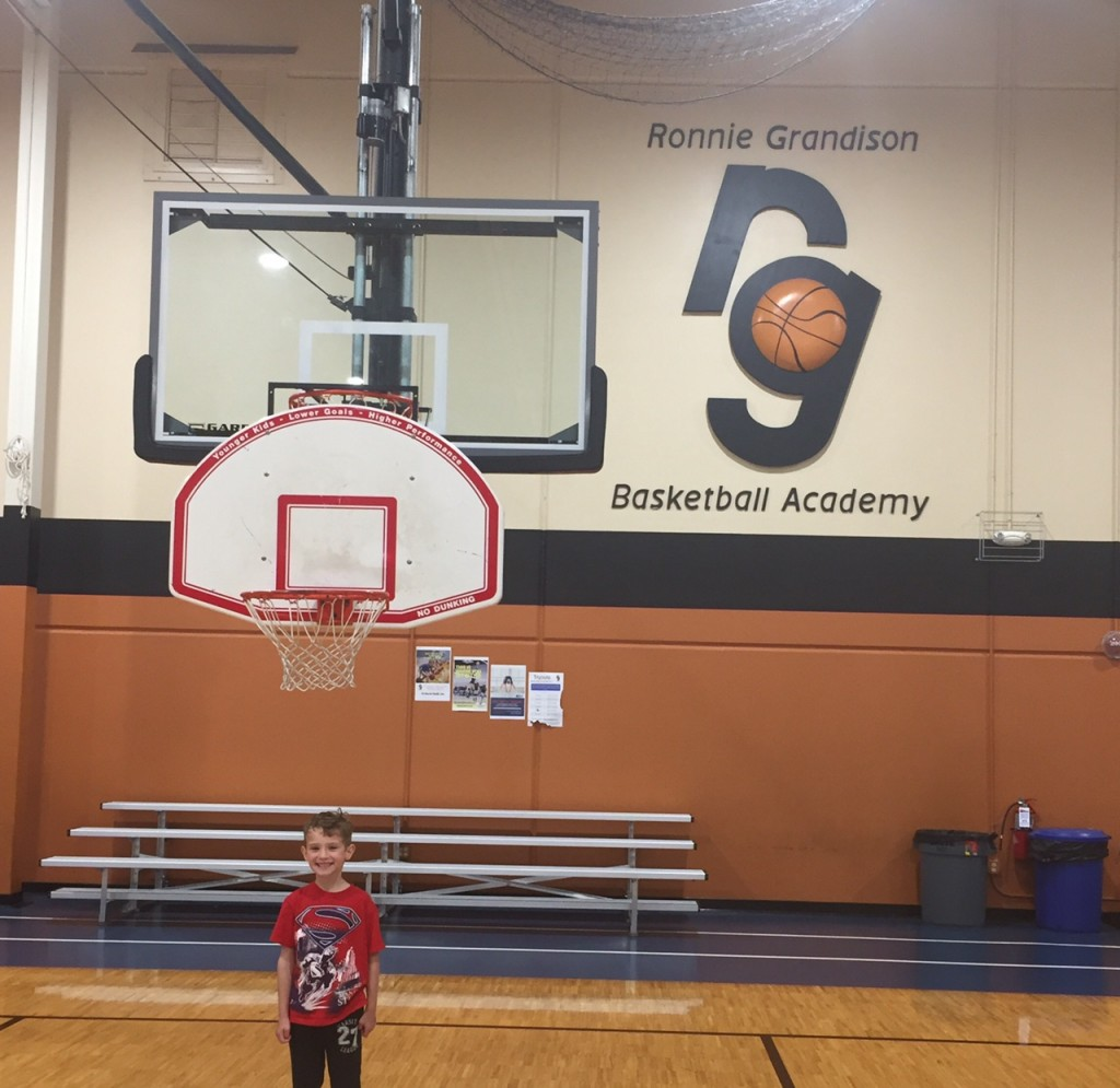 Ronnie Grandison Basketball Academy